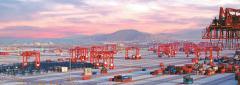 洋山港四期正式进入调试阶段 将成为全球最先进自动化码头