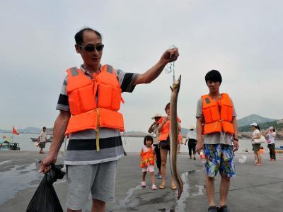 嵊泗列岛钓鱼协会成立