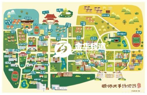 地图 设计图 效果图 500_325