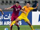 足球——世预赛:中国胜卡塔尔