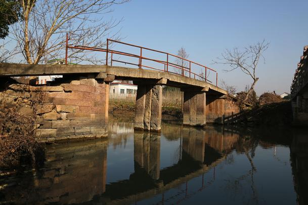 翔厚,桐乡存留古石桥最多的村落
