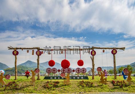竹垟畲族乡将核心价值观融入到畲族文化和风情旅游等元素中