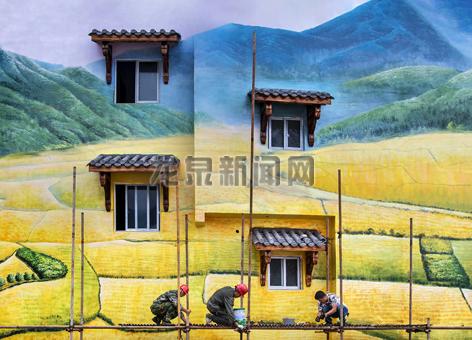 锦溪镇小城镇环境综合整治工作进入冲刺阶段