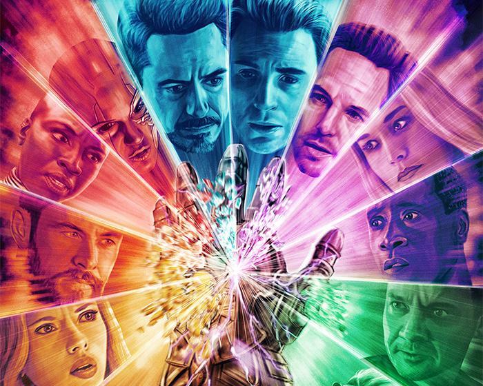 《复联4》登顶全球影史票房总冠军