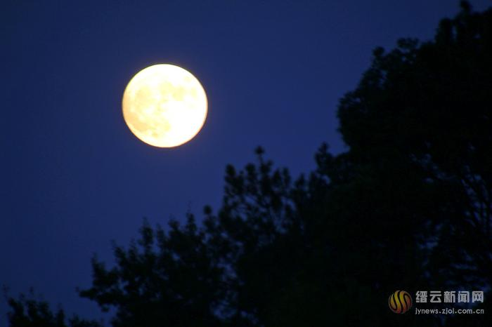月是故乡明